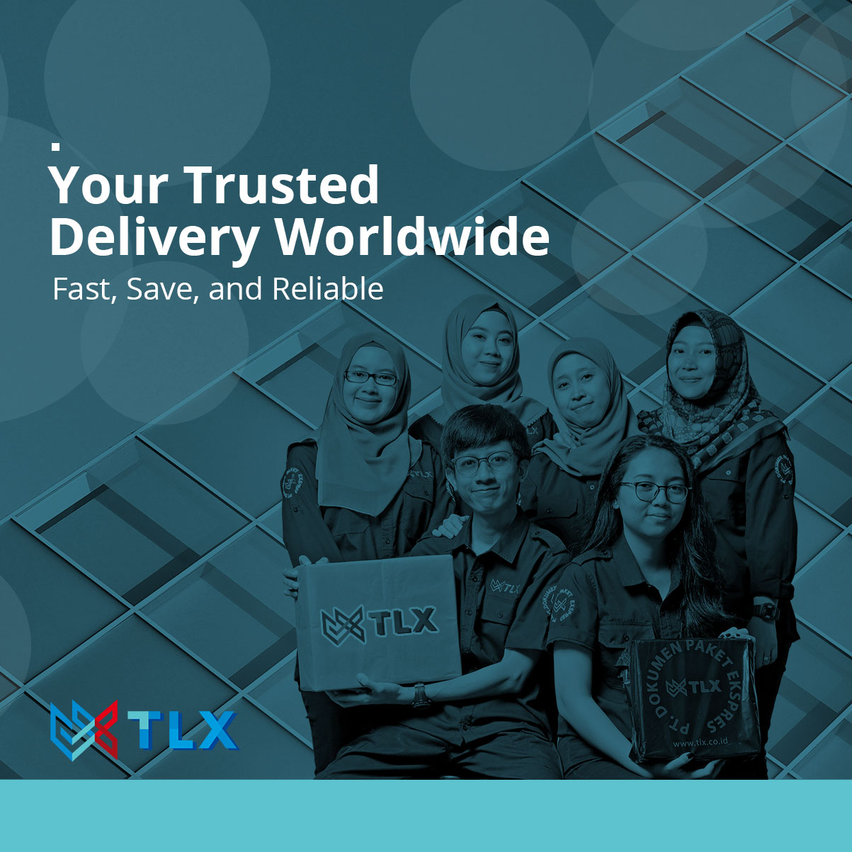 Your Trusted Delivery Worldwide